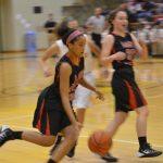 Cardinal Ritter High School Basketball Varsity Girls beats Park Tudor School 57-15
