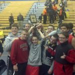 Raider Wrestling with Strong Showing in City