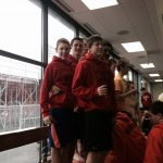 Swim Team Competes at Indiana Crossroad Conference Tournament
