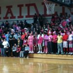 Cardinal Ritter High School Basketball Varsity Girls beats Bishop Chatard High School 77-65