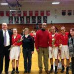 Cardinal Ritter High School Basketball Varsity Girls beats Northwest High School 67-28