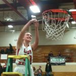 Lady Raiders Basketball Team Wins Sectional Championship