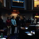 2013 State Champions Honored at State House