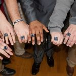 Players and Coaches Receive State Championship Rings
