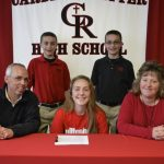 Lauren Hofer Signs Letter of Intent with Wittenberg University
