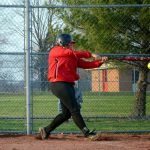 Varsity Softball Edges Out Monrovia 1-0