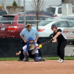 Varsity Softball Wins First Game in City Tournament