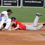 Varsity Baseball Gets Split in Jasper Showcase