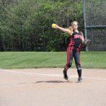 JV Softball Wins vs Pike