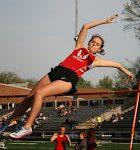 Girls Track Finishes Sixth at City / Jenna Houston Breaks School Record