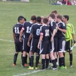JV Soccer Loses to Plainfield/Varsity Cross-Country Gets Rained Out