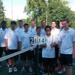 Varsity Boys' Tennis Opens Season With Win