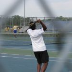 Varsity Tennis Defeats Greenfield Central/Steckler Shuts Out Two Opponents