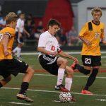Boys' Soccer Faces Off Vs Powerhouse Programs Avon and Pike