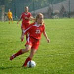 Girls' Varsity Soccer Comes From Behind For Victory Over University