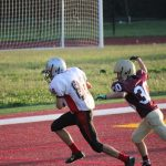 Freshman Football Comes From Behind To Win At Brebeuf