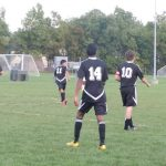 Varsity Soccer Loses Close Match With Covenant Christian
