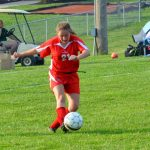 Girls' Varsity Soccer Gets Back To Winning Ways Vs Lutheran