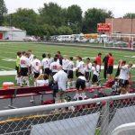 Varsity Soccer Defeats Scecina 2-0/JV Soccer Wins 6-0
