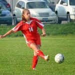 Girls Varsity Soccer Ties With Lafayette Central Catholic
