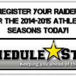 Registration Information for Winter Sports Athletes