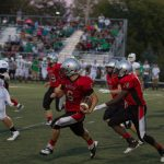 Cardinal Ritter Football Falls To Triton Central