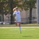 Downard's Late Goal Lifts Varsity Soccer In Season Finale