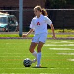 Girls' Varsity Soccer Season Comes To A Close With Sectional Loss