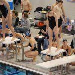 Swimmers Finish Regular Season At Brebeuf Invitational