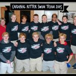 Swimming Finishes Season At Sectionals