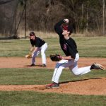 Varsity Baseball Falls Short In First Game of Season
