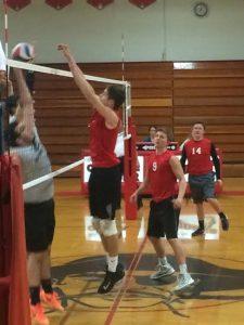 2015 Varsity Boys Volleyball Season