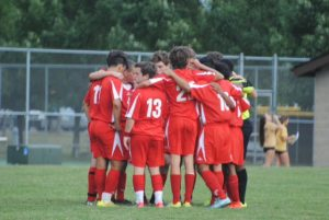 2015 Boys Soccer Season