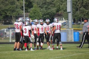 2015 JV Football Season
