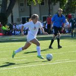 Lady Raiders Split With Scecina and Covenant Christian