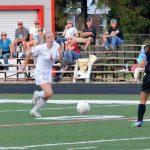 Varsity Girls Soccer Defeats Park Tudor