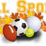 Weekly Athletic Schedule/October 9th-16th