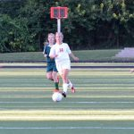 Late Surge Lifts Soccer To Victory