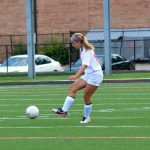 Lady Raiders Compete At City Tournament