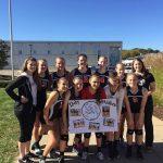 Freshmen Volleyball Ends Season In City Tournament