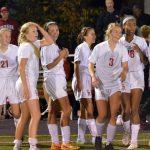 Girls Soccer Wins With A Cascade Of Goals