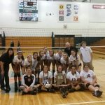 Lady Raiders Win Fifth Straight Sectional Championship