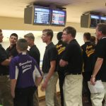 Bowling Picks Up First Win of the Season