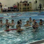 Swimmers Begin Season With Tri-Meet