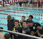 Swimmers Compete At Cardinal Invite
