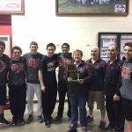 Boys Swimming Wins First Ever City Championship