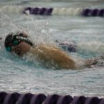Varsity Swimming Starts Off New Year With Win