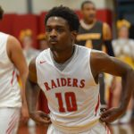 Anthony Dumes Leads Raiders Past Bishop Chatard