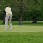 Varsity Golf Splits With Bishop Chatard and Covenant Christian