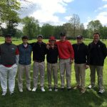 Golf Finishes Third At City Tournament